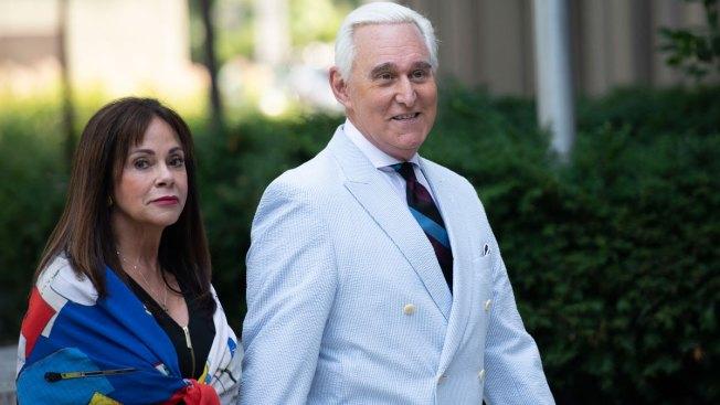 Judge Bars Trump Friend Roger Stone From Social Media, Says He Broke Gag Order