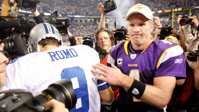Cowboys Nixed Favre Trade After Packers Asked for Romo: Ed Werder