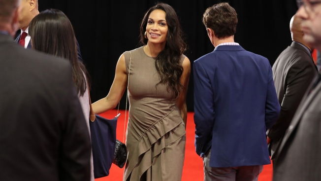 Rosario Dawson, Family Sued Over Alleged Transphobic Assault