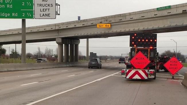 Rowlett Police Close Eastbound I-30 for Investigation