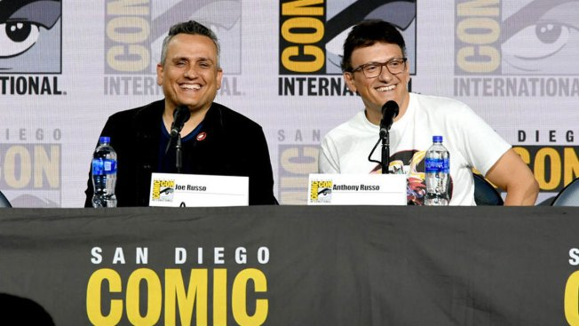 Russo Brothers Field Questions From Avengers at Comic-Con