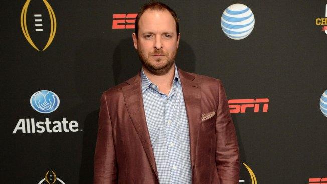 ESPN Radio Host Arrested in Wyoming After Entering Condo