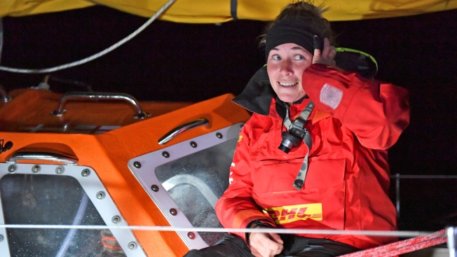 British Sailor on Round-the-World Race Rescued After Storm