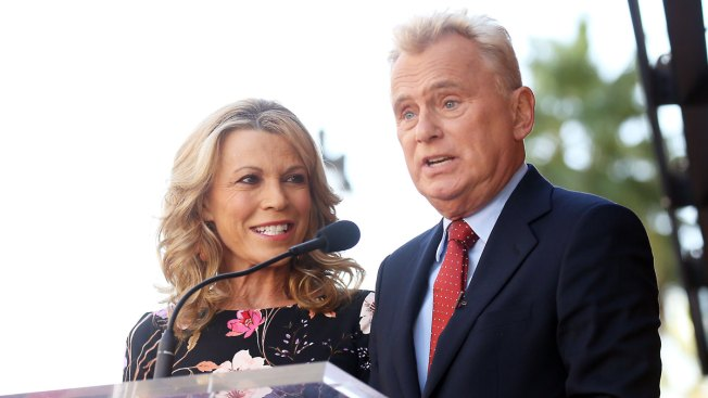 Vanna White Hosts 'Wheel of Fortune' After Sajak Has Surgery