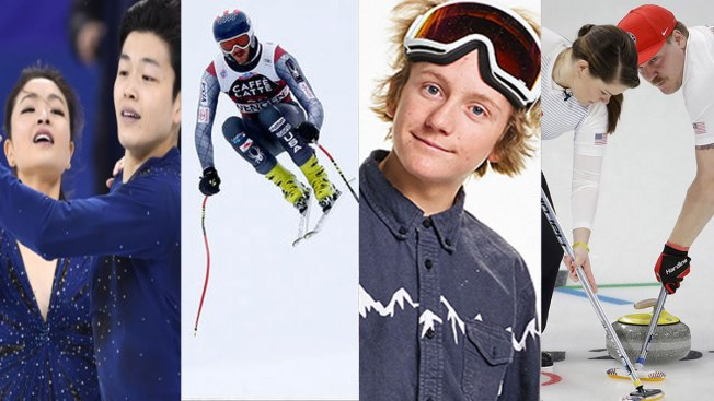 5 to Watch: Skating, Skiing, Snowboarding And Curling Continues