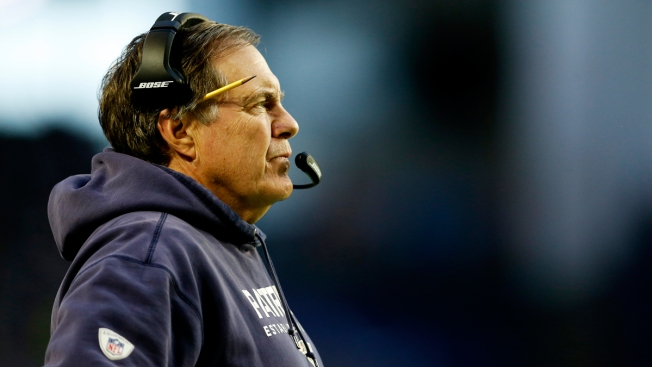 "Belichick Calls Cowboys' O-Line ""The Best in the League"""