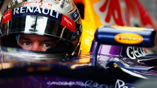 Vettel Fastest at U.S. Grand Prix Before Qualifying