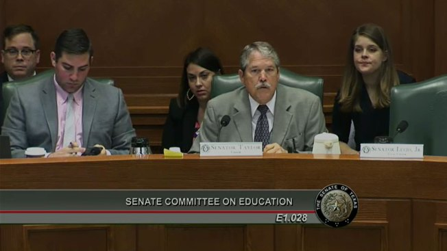 Senate Education Committee Votes to Dissolve Dallas County Schools