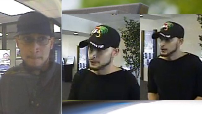 FBI Searching for Serial Bank Robber Known as 'The Navigation Bandit'