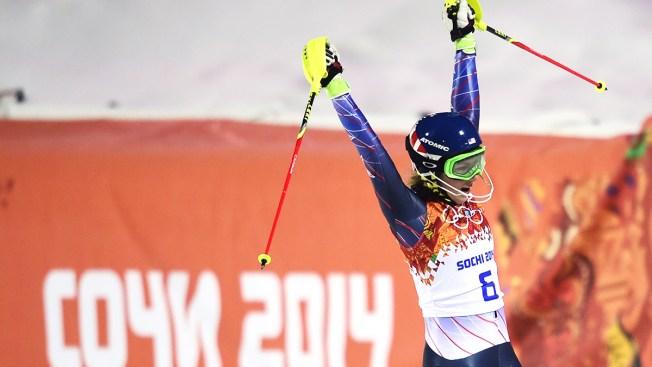 Mikaela Shiffrin Wins Olympic Gold in Women's Slalom