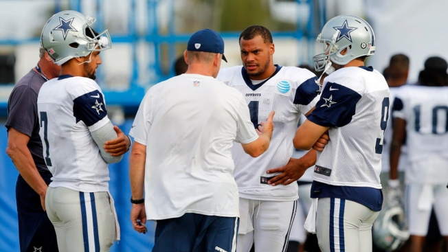 Despite Moore Injury, Cowboys Holding Off On Veteran QB