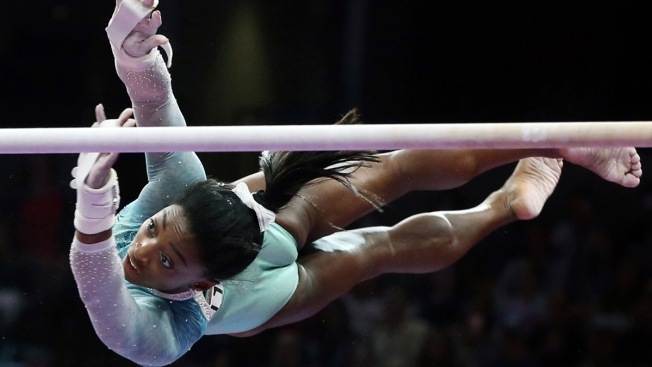 Simone Biles Ready to Soar at World Championships