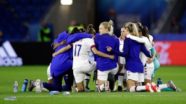 US Soccer, Women's Team Tentatively Agree to Mediate Lawsuit