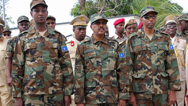 Somali forces kill al-Shabaab leader