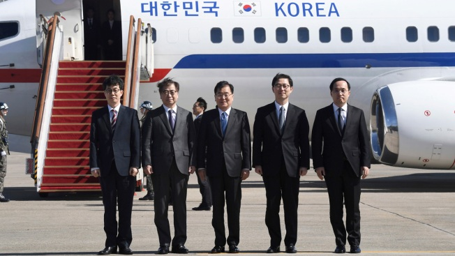 South Korea Meeting Thrusts North's Kim Into the Limelight