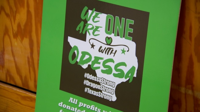 Southlake Cheerleaders Raise $21,000 for Victims of the Odessa Shooting