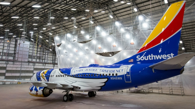 Southwest Debuts Latest State-Themed Aircraft, 'Louisiana One'