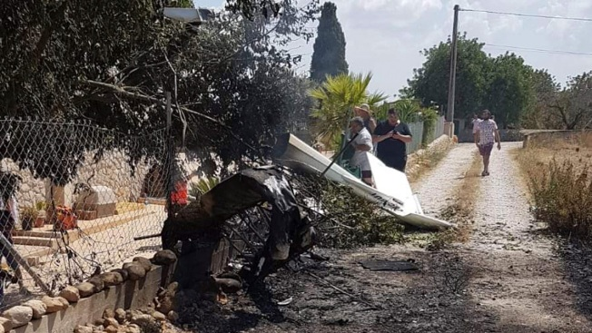 7 Dead After Helicopter and Plane Collide on Spanish Island of Mallorca