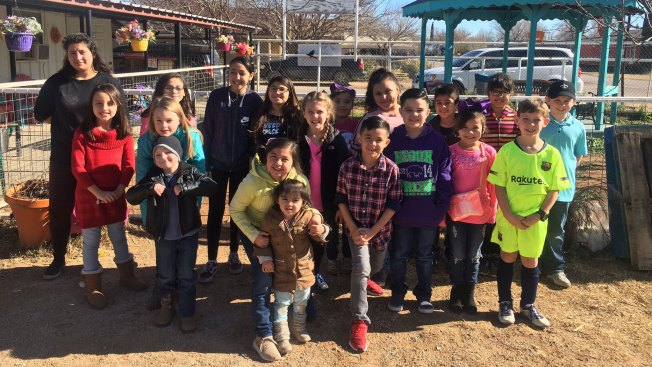 West Texas Elementary Students in Club to Promote Kindness
