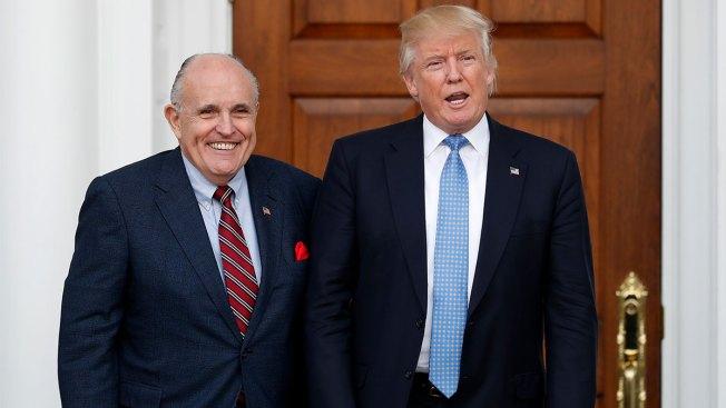 Cooperation Between Trump, Manafort Camps Raises Specter of Obstruction of Justice
