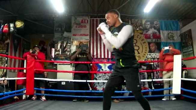 Spence Ready for First Title Fight as Champion