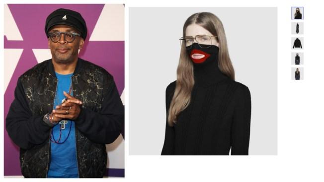 Director Spike Lee Boycotts Gucci, Prada Over Blackface