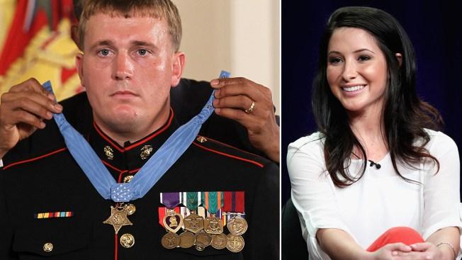 Bristol Palin Weds Medal of Honor Recipient Dakota Meyer