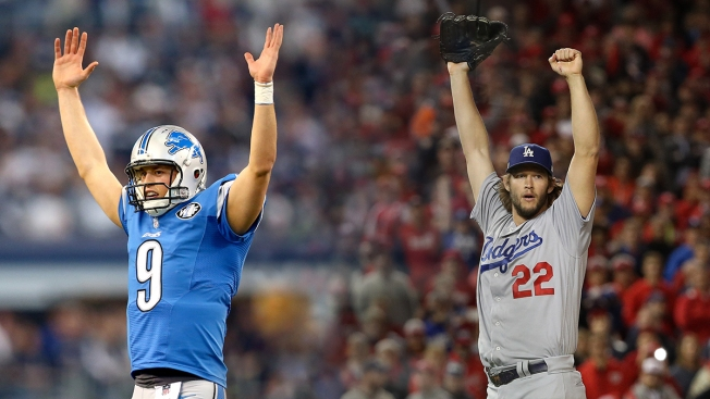 Highland Park Alumni Matt Stafford, Clayton Kershaw Now Sports' Highest Paid