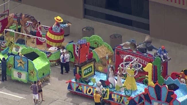 State Fair Moves Opening Day Parade From Downtown to Fair Park