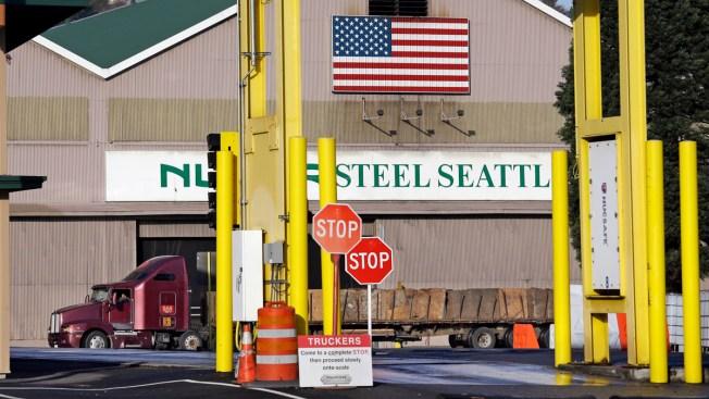 US Firms Seeking Trump's Steel Tariff Waiver Face a Backlash