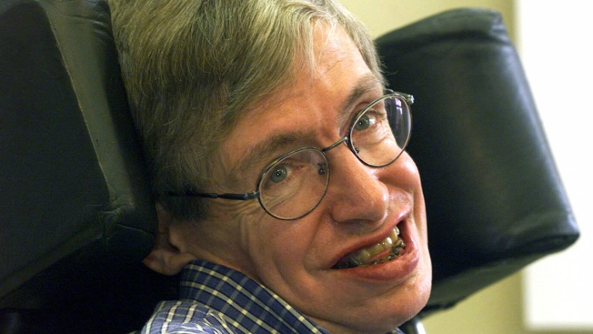Stephen Hawking's Ashes Buried in Westminster Abbey