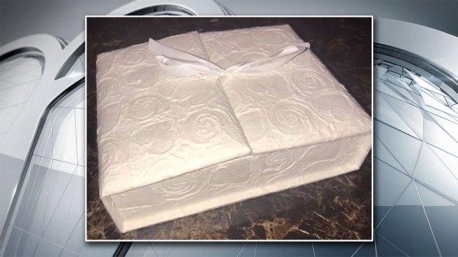 Dallas Couple Offering Cash Reward for Return of Stolen Memory Box for Baby Girl