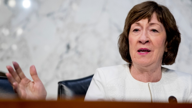 Sen. Susan Collins Says She Opposes a Nominee Who Would Overturn Abortion Ruling