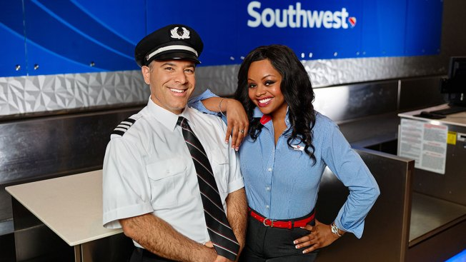 Do pilots and flight attendants hook up