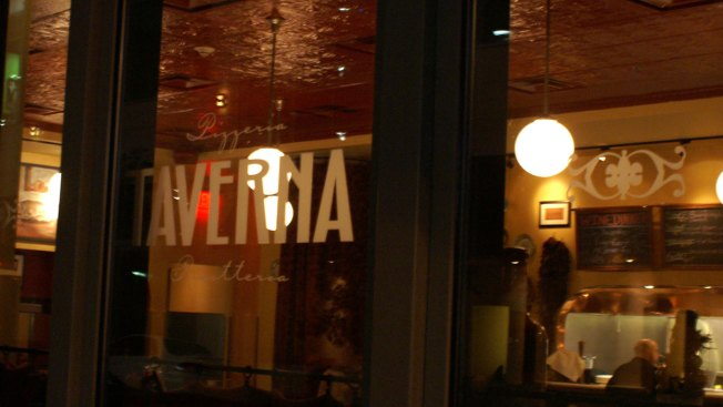 Taverna Proves a Hit For Intimate, Casual Dining
