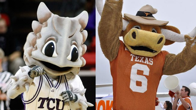 Horns Clash as TCU Hosts UT