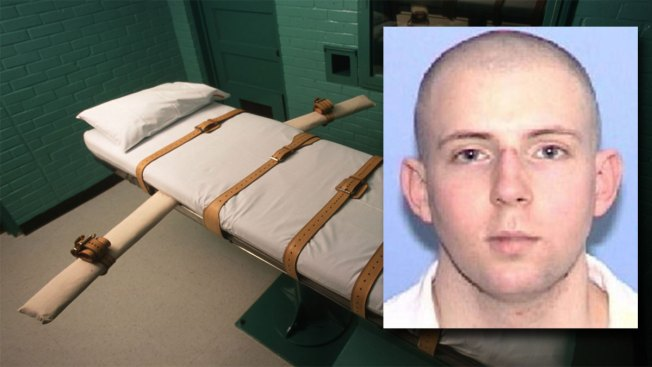 Texas man executed for killing city code enforcement worker