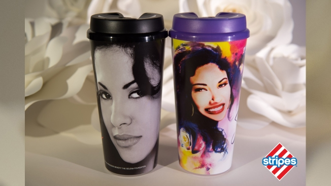 Selena Drink Cups Gobbled Up by Fans