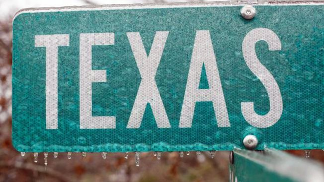 Texas May See Colder Than Normal Winter: NOAA