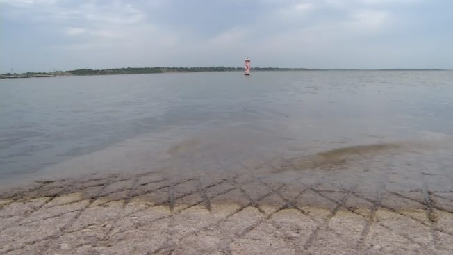 Crude Oil and Produced Water Leak Into Lake Texoma