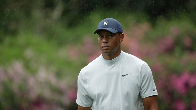 Tiger Woods Sued in Drunk Driving Death of Former Employee