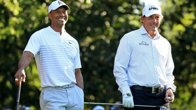 Woods-Mickelson Set for Pay-Per-View Thanksgiving Weekend