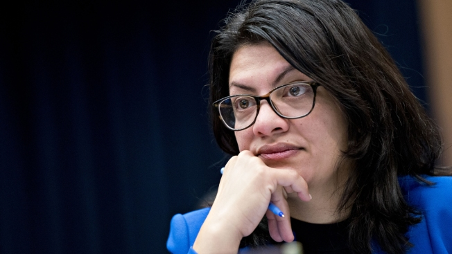 Rep. Tlaib Says GOP Spreading 'Lies' About Her Comments on Holocaust and Israel