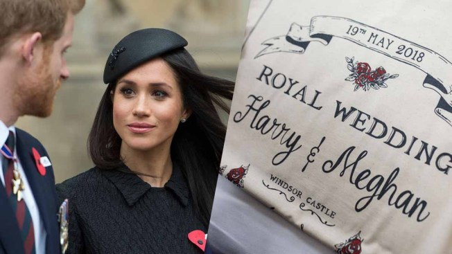 Royal Retreat of Windsor Ready to Party for Harry, Meghan