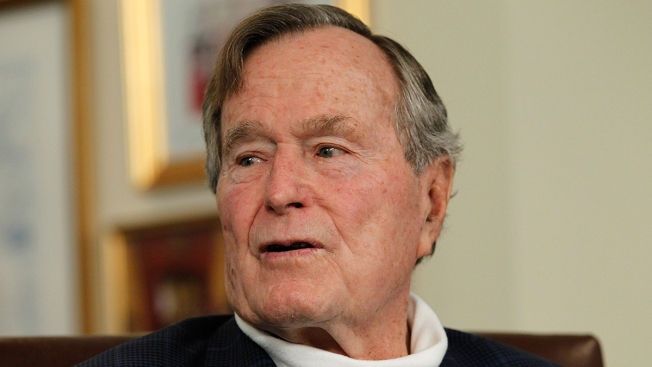 George HW Bush Just Became The Longest Living President