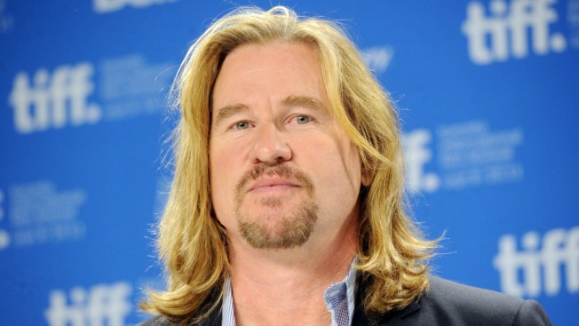 Val Kilmer Announces He's Healing From Cancer