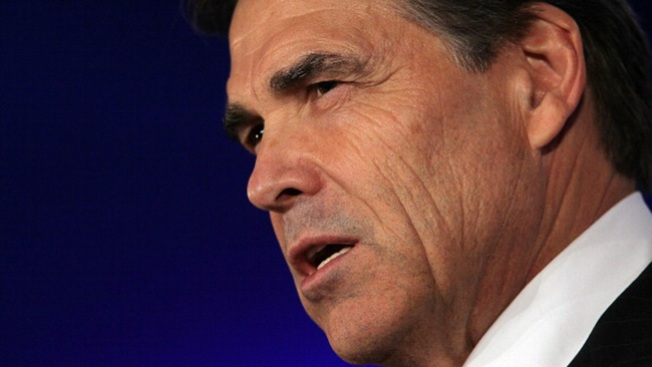 Texas Gov. Rick Perry Blasts Congress for Failing to Act on Immigration Plan
