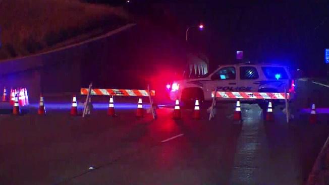 Wreck Closes Dallas Tollway in Frisco