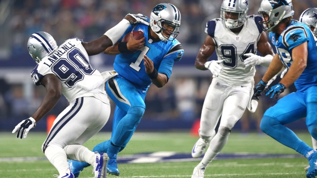 Randy Gregory Eligible to Return Against Lions Monday