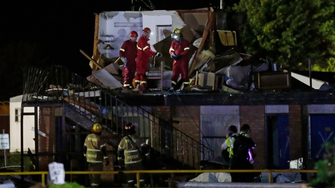 Tornadoes Rake 2 Oklahoma Cities, Killing 2 and Injuring 29